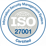 ISO 27001 Certified PPM Software Logo - Project Portfolio Management
