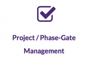 Smart PPM Software Tool - Project Managers - Project Phase-Gate Management