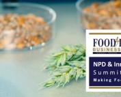 Logo - Food and Beverage Innovation Summit