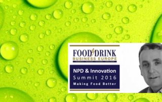 Speaker photo - Food and Beverage Innovation Summit