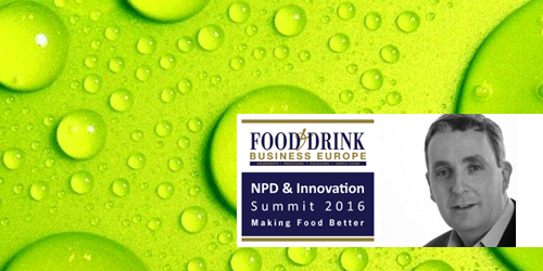 Speaker photo - Food and Beverage Innovation Summit