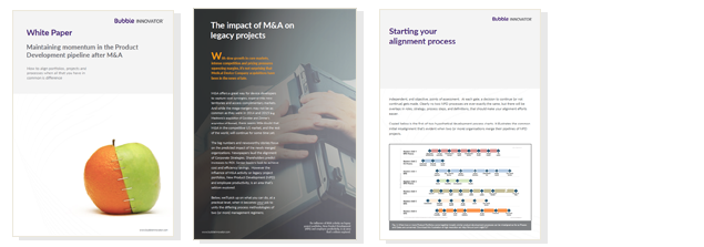 Example report project portfolio management white paper project harmonization after mergers and acquisitions (M&A)