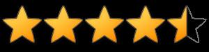 5 star ppm implementation badge - Best ppm software 2018 Trustradius project portfolio management magic quadrant