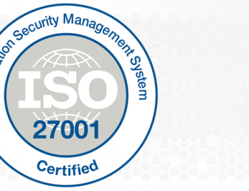 Press Release – Bubble PPM achieves ISO 27001 certification