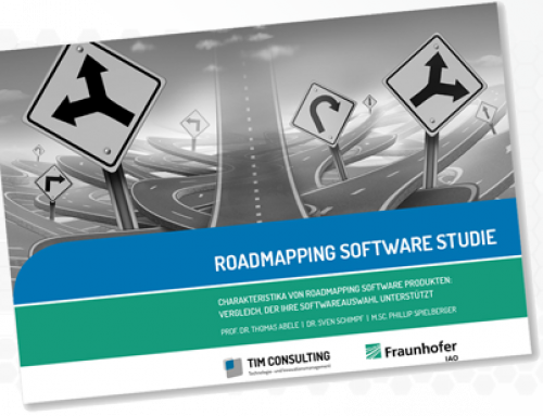 Product roadmap software study