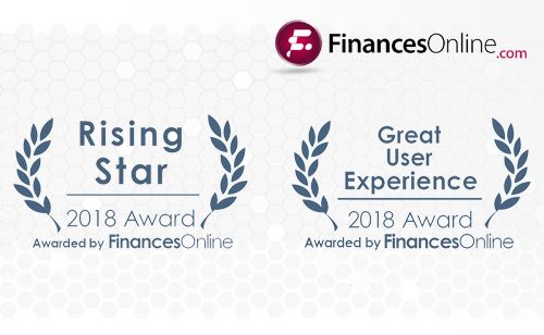 PPM software user experience awards 2018 - Finances Online