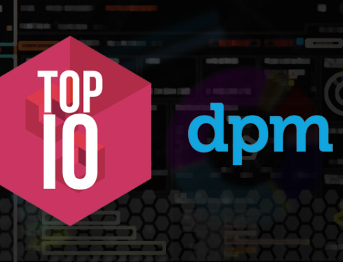 "Bubble joins 2020 ""Top 10 project dashboard software list"""