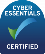 logo Cyber essentials certified - Bubble PPM